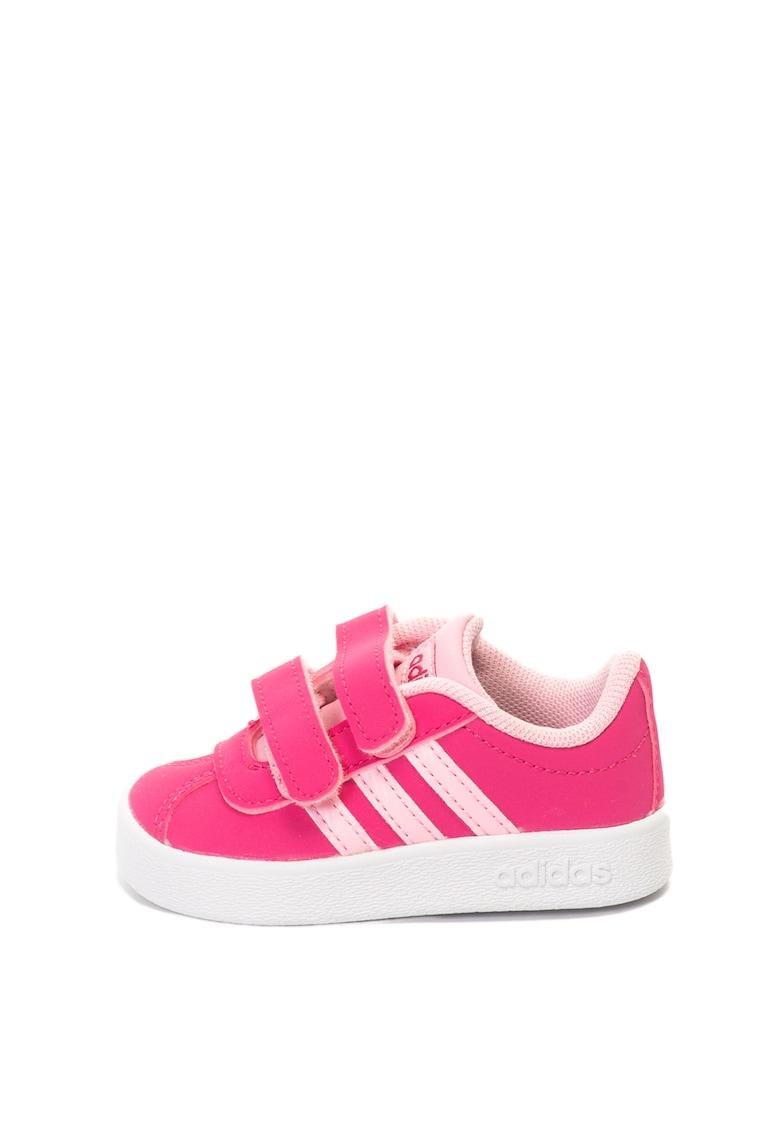 Pantofi sport cu velcro Court
