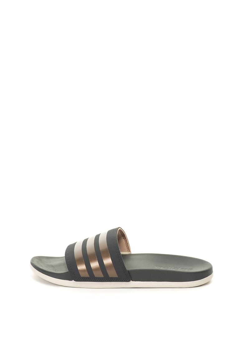 -Papuci Adilette Comfort de la Adidas PERFORMANCE