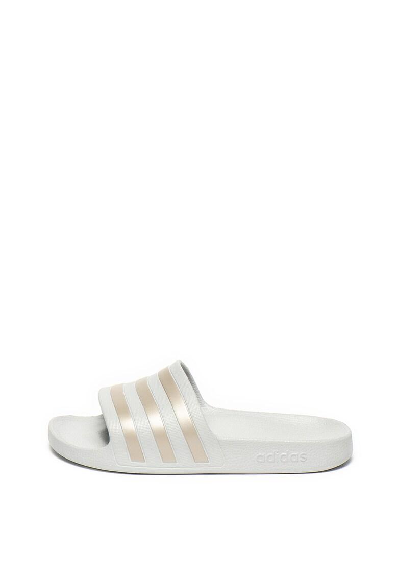 Papuci uniex cu logo Adilette Aqua de la Adidas PERFORMANCE