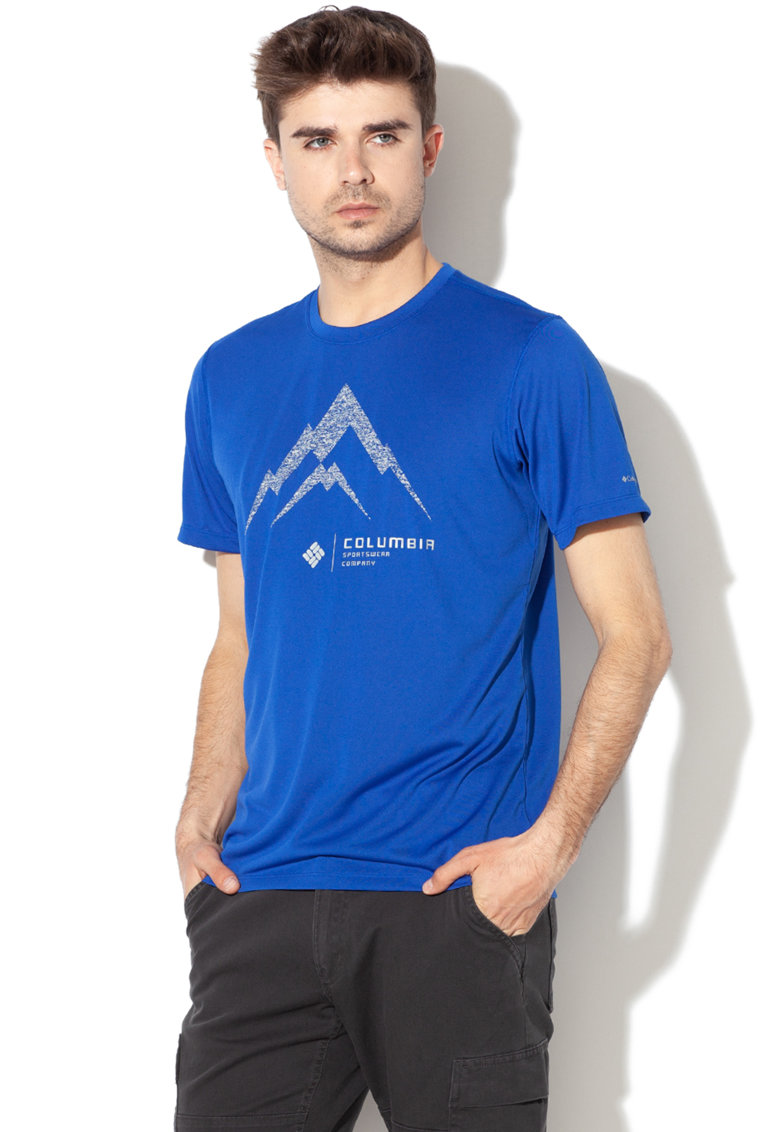 Tricou cu imprimeu logo - pentru drumetii Timber Trek™ de la Columbia