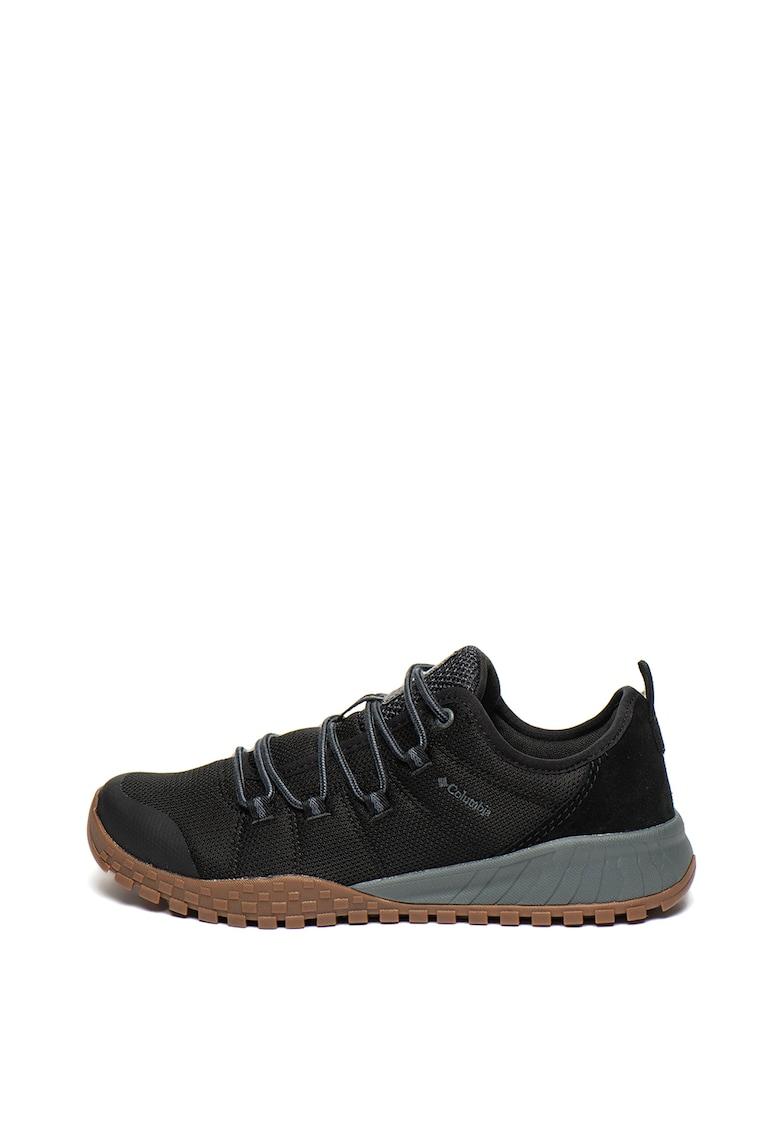 Pantofi sport de plasa cu garnituri de piele intoarsa Fairbanks™