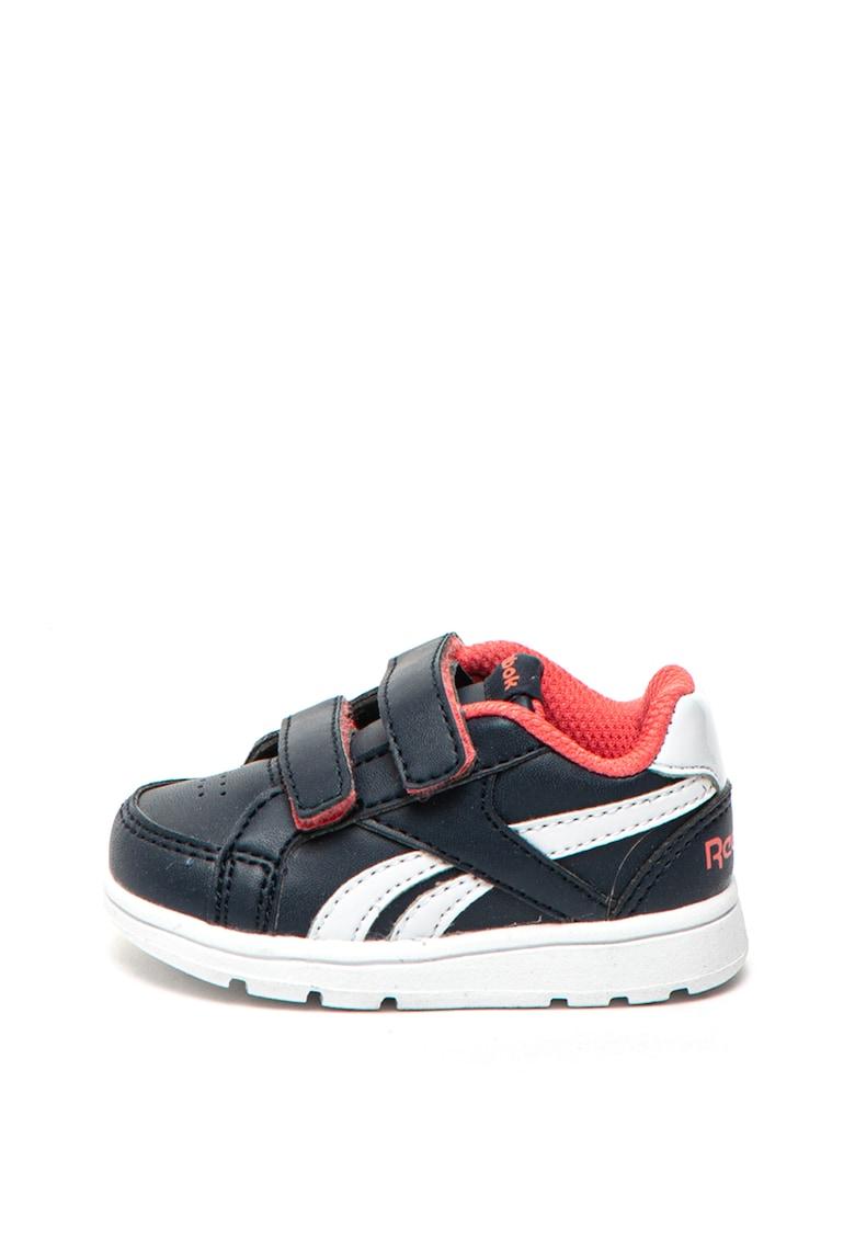 Pantofi sport de piele ecologica Royal Prime Reebok Classics