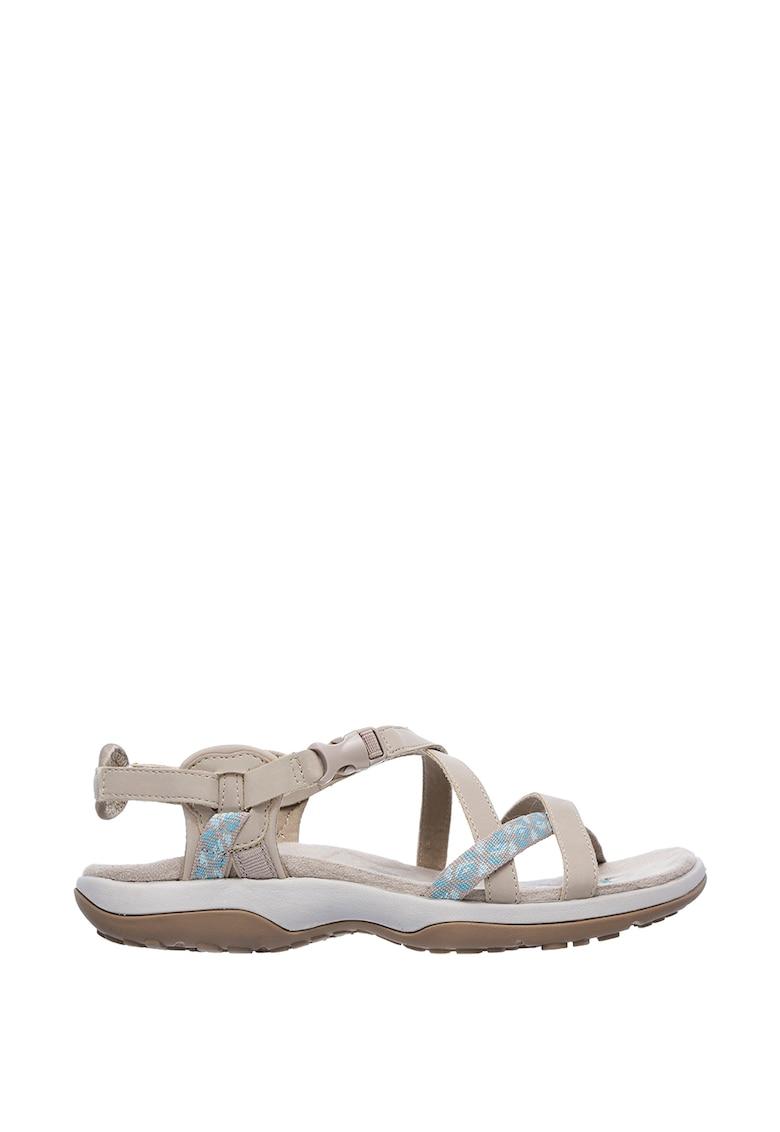 Sandale din piele Reggae Slim Vacay