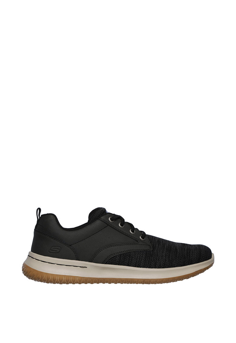 Pantofi de plasa si piele ecologica Delson Fonzo