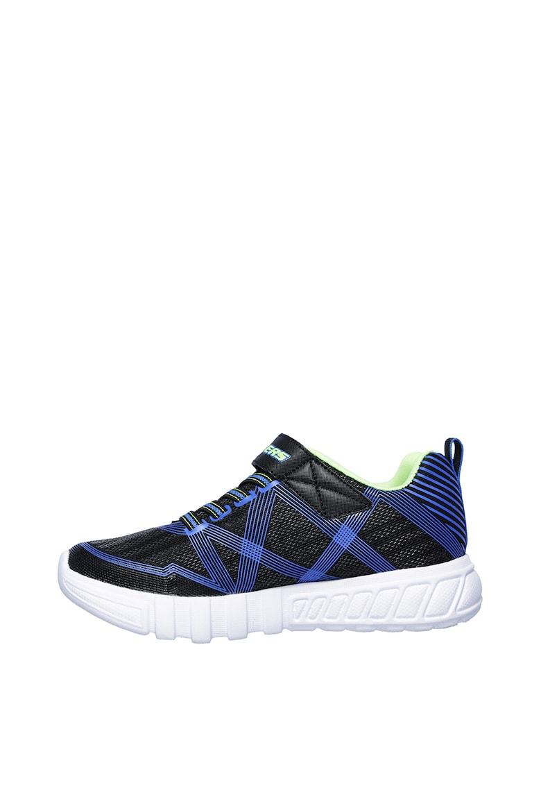 Pantofi sport cu LED-uri Flex Glow imagine