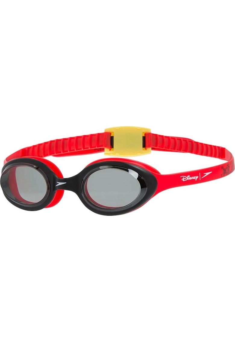 Ochelari inot Illusion pentru copii - Rosu/Fumuriu poza fashiondays