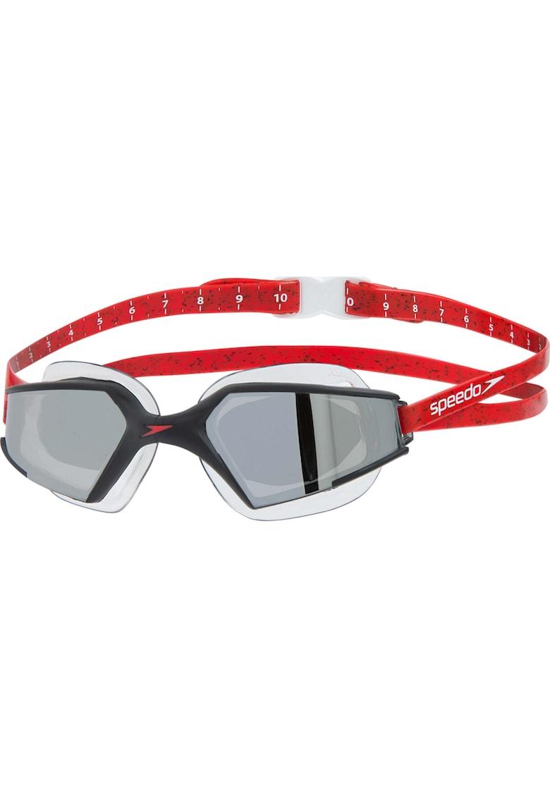 Ochelari inot Aquapulse Max Mirror V3 pentru adulti - Negru/Rosu imagine promotie
