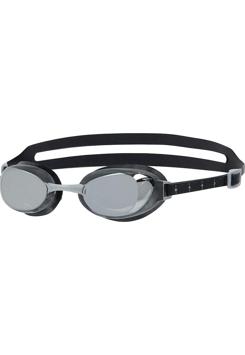 Ochelari inot Aquapure Mirror pentru adulti - Negru/Argintiu