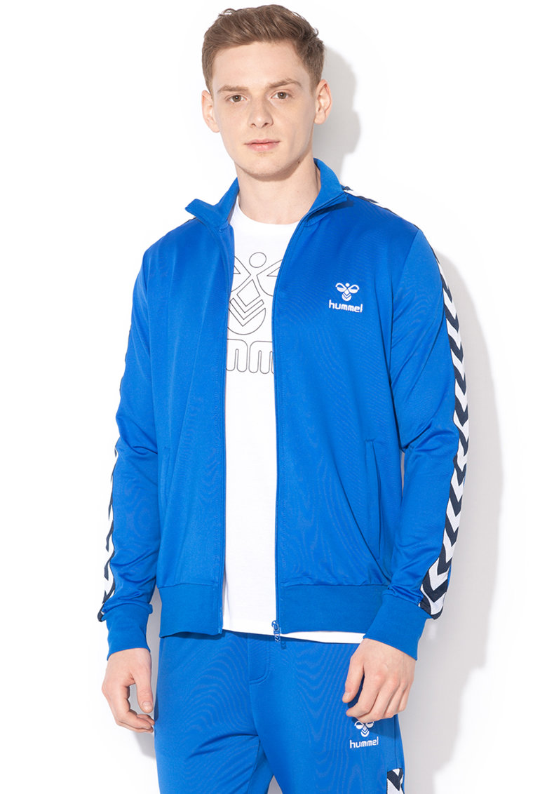 Jacheta cu fermoar - pentru antrenament Nathan
