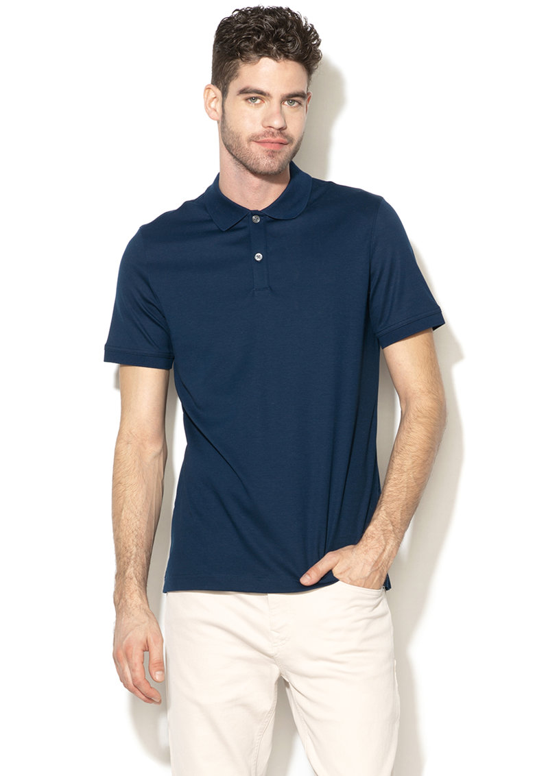 Tricou polo standard fit 1