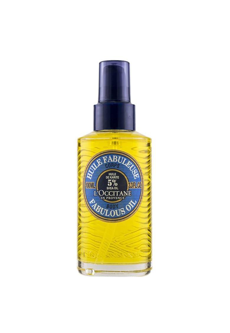 Ulei pentru corp L'Occitane - Shea Oil - 100 ml poza fashiondays