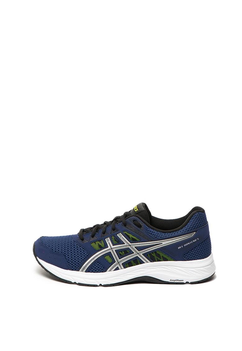 Asics Pantofi sport cu garnituri de plasa – pentru alergare Gel-Contend 5