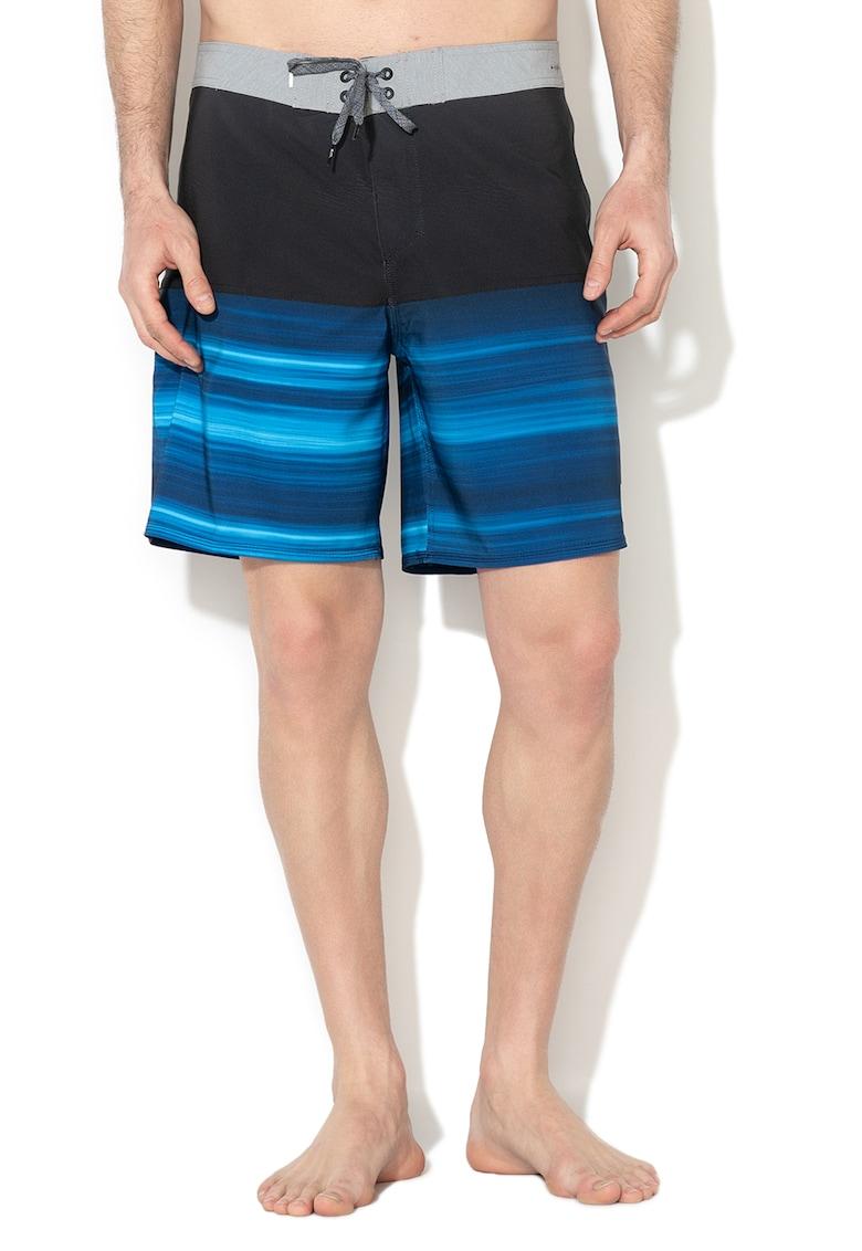Pantaloni scurti de baie cu model colorblock de la QUIKSILVER