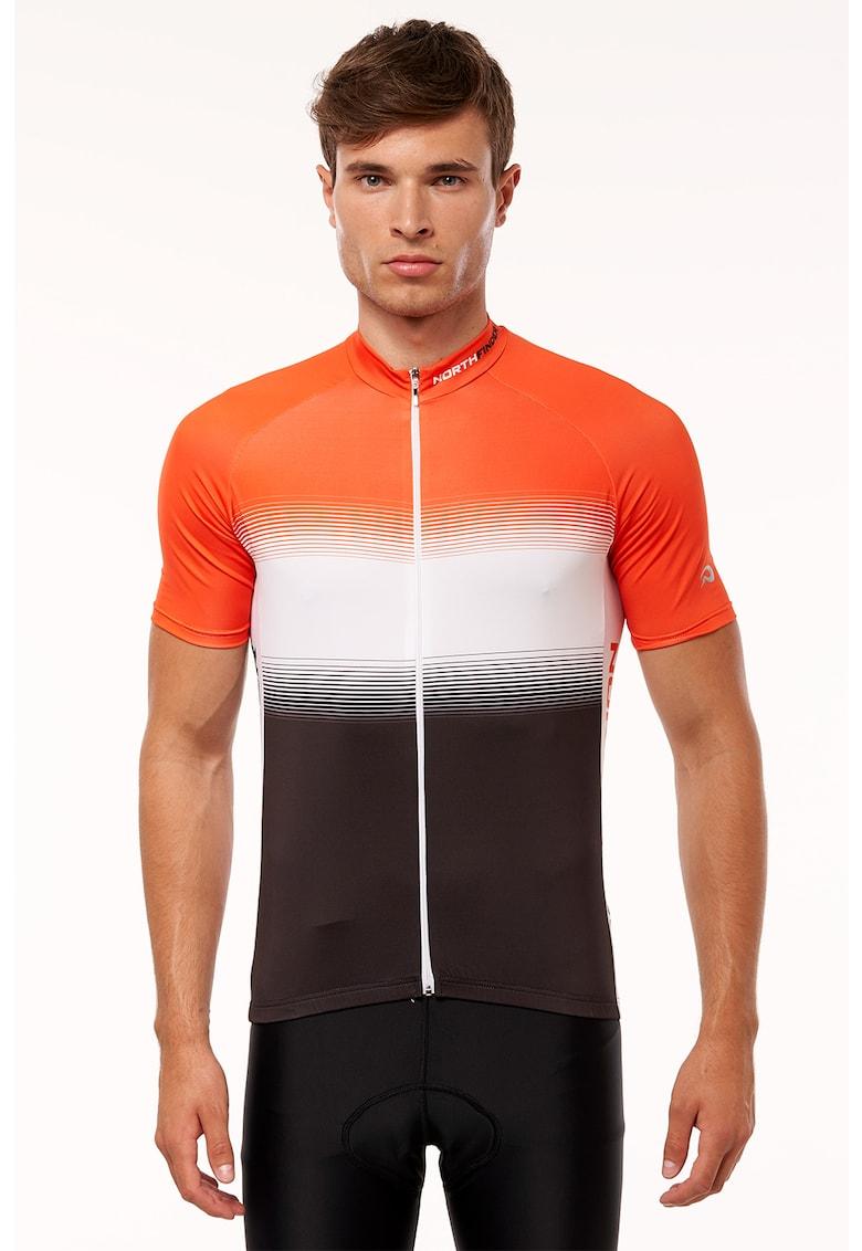 NORTHFINDER Tricou slim fit – pentru ciclism Valentino