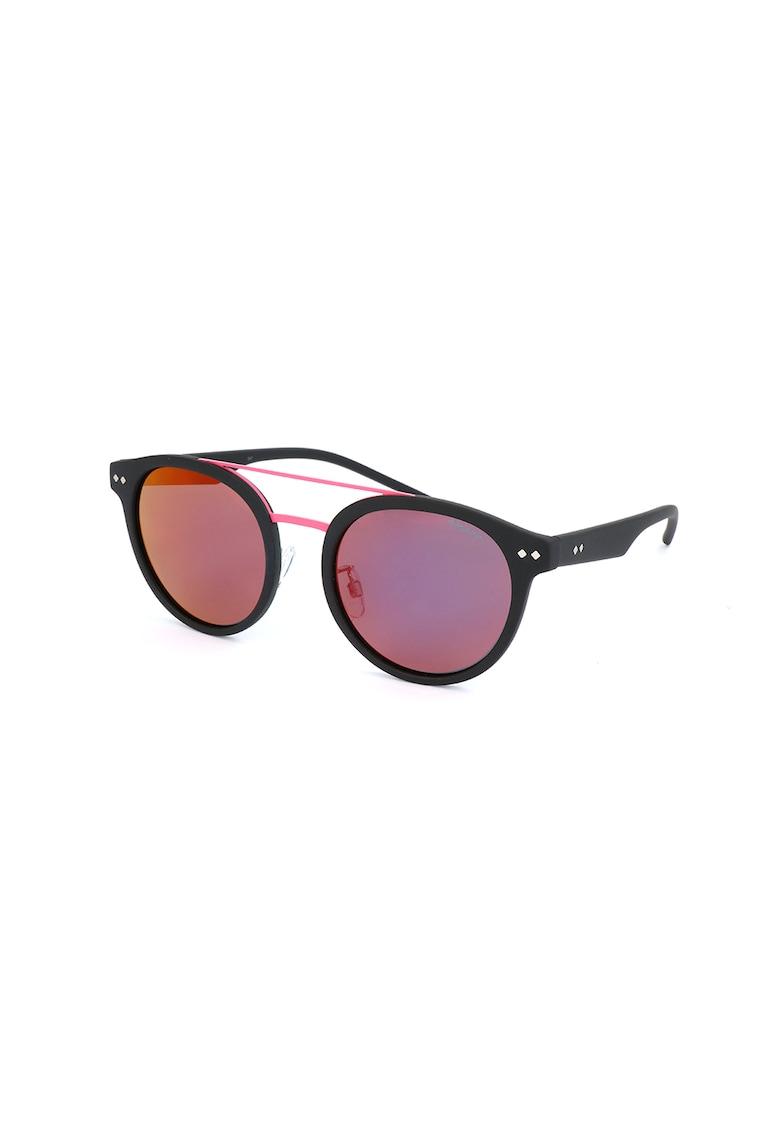 Ochelari de soare unisex pantos cu lentile polarizate