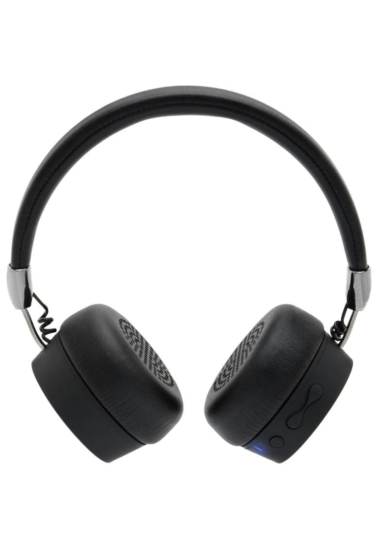 Casti audio Bluetooth - Negru