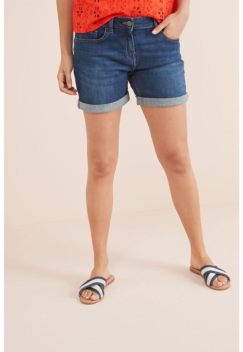 Pantaloni scurti din denim
