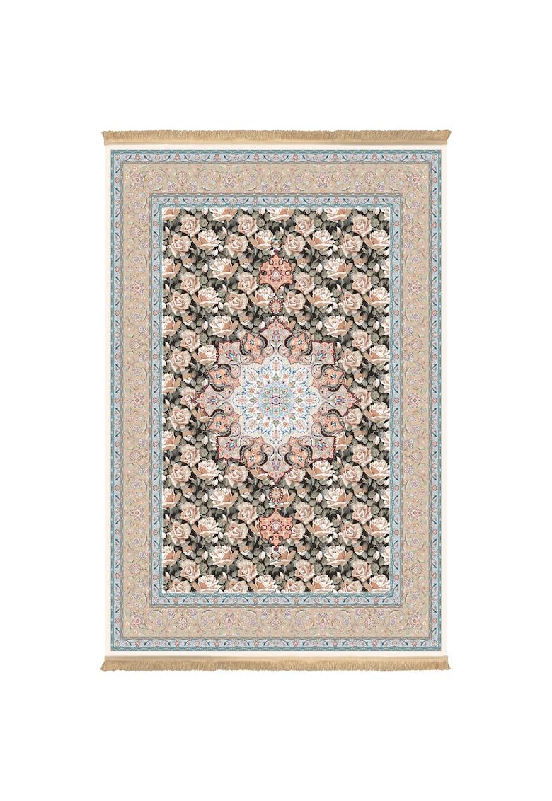 Covor fibre sintetice - trafic intens - Multicolor - 100511 poza fashiondays
