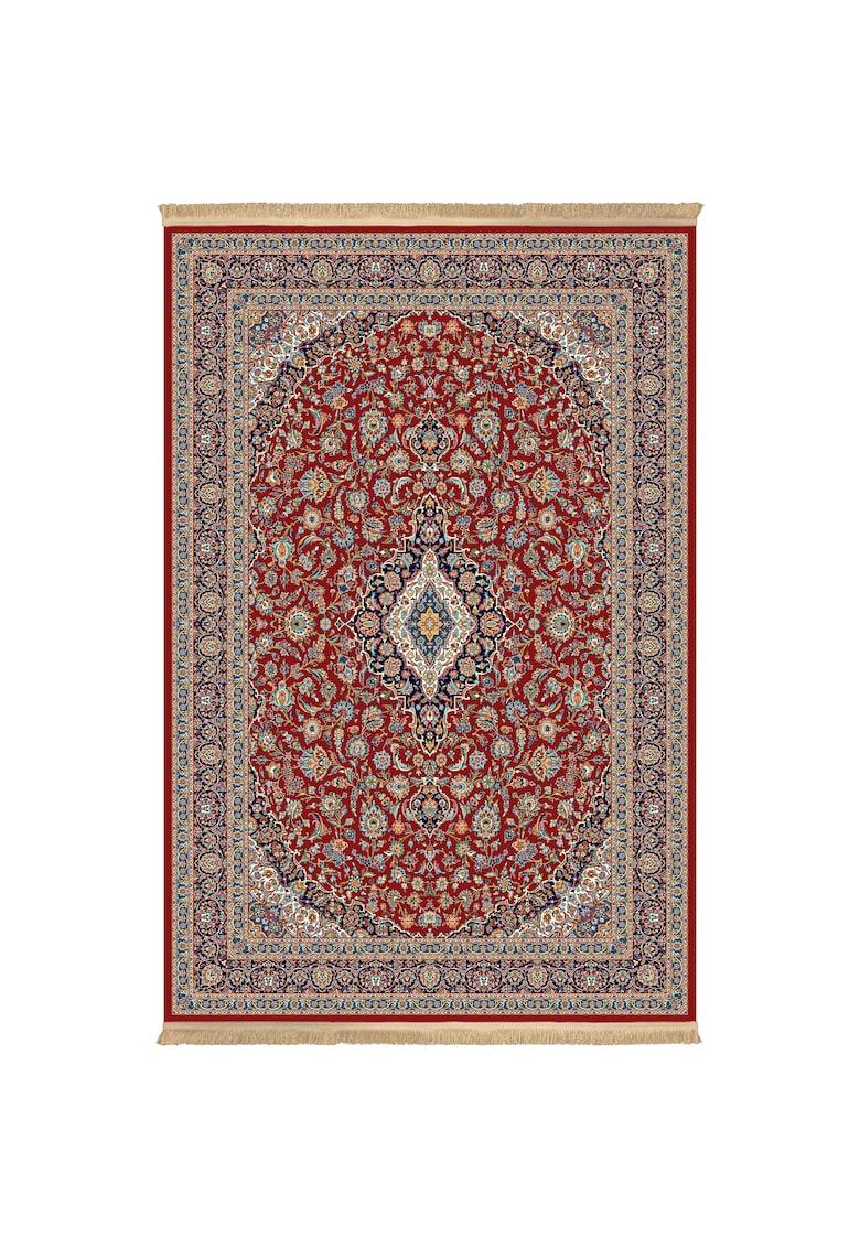 Covor fibre sintetice - trafic intens - Multicolor - 100701 poza fashiondays
