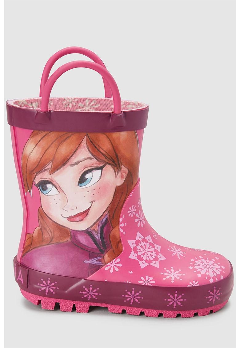 Cizme de ploaie – cu imprimeu Disney Frozen NEXT