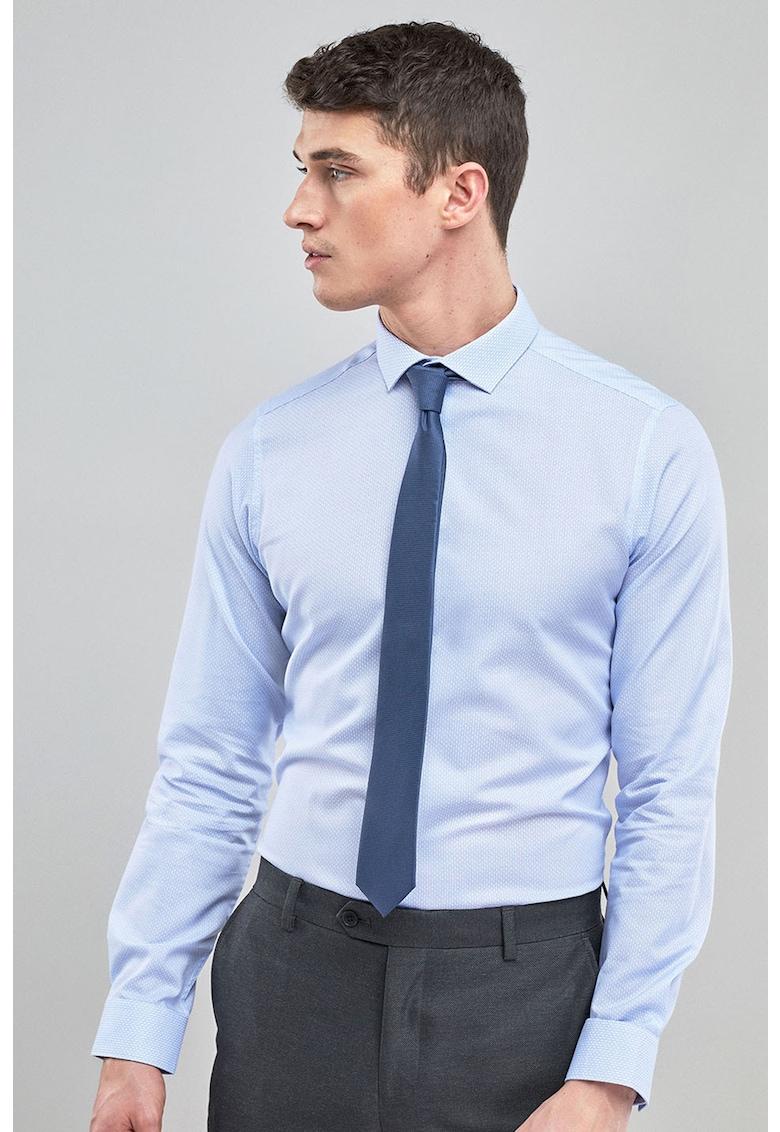 Set de camasa slim fit si cravata de la NEXT