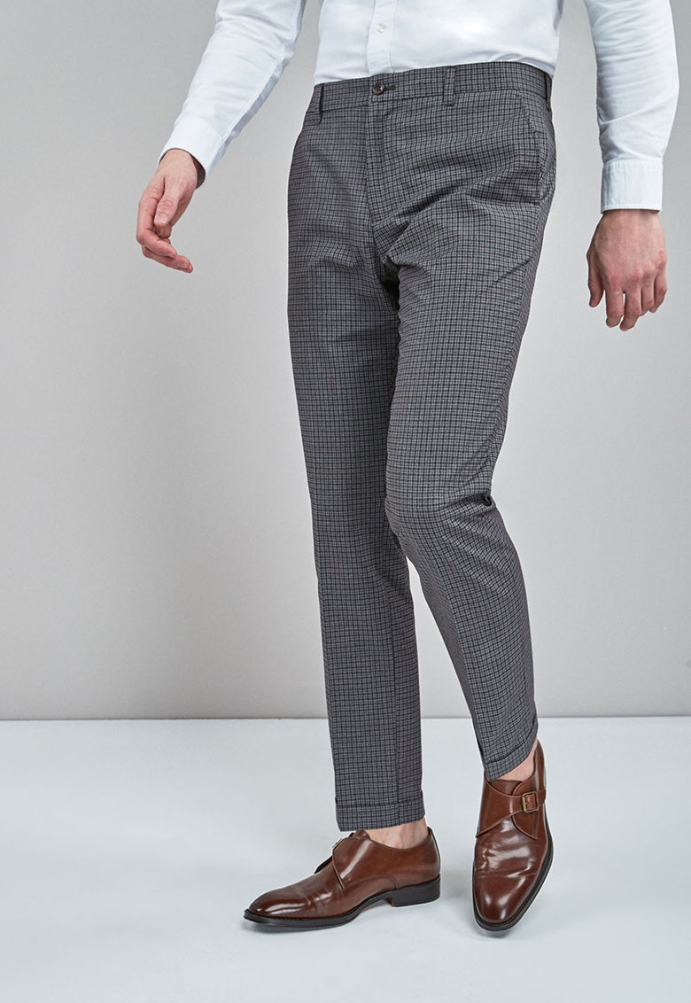 Pantaloni slim fit eleganti de la NEXT