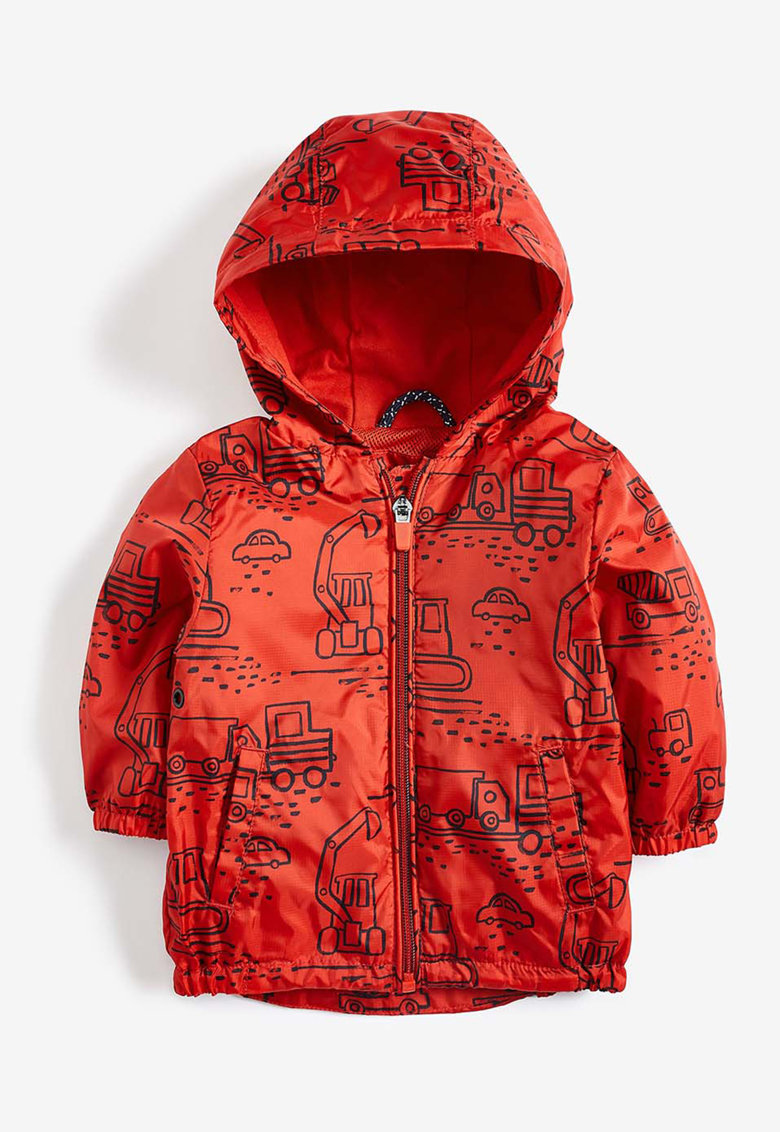 Jacheta impermeabila din material usor