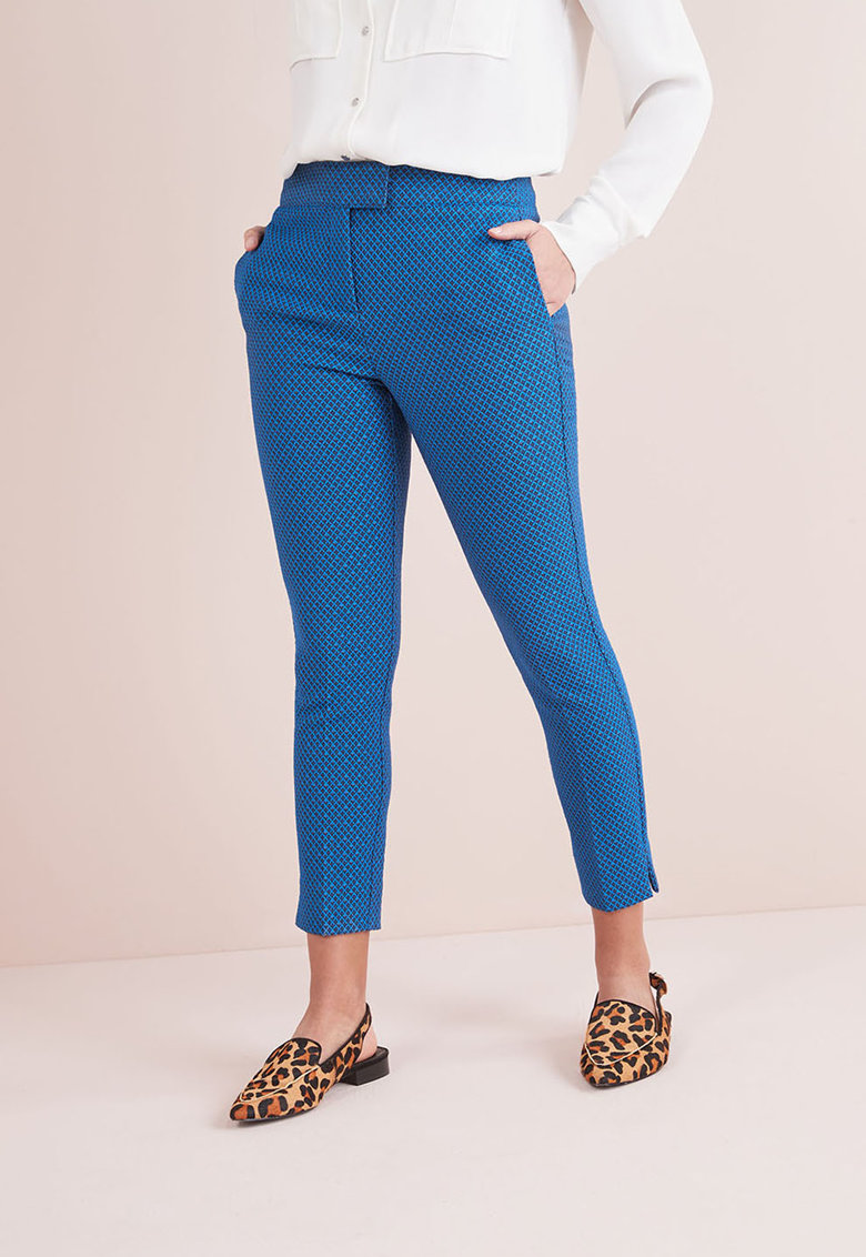 Pantaloni crop conici NEXT