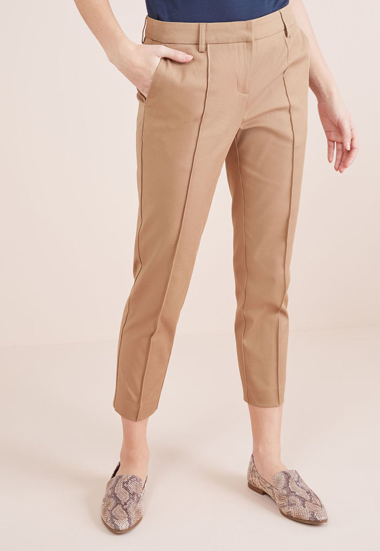 NEXT Pantaloni crop conici