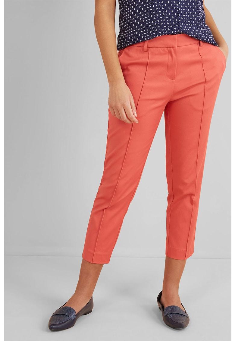 NEXT Pantaloni crop cu croiala conica