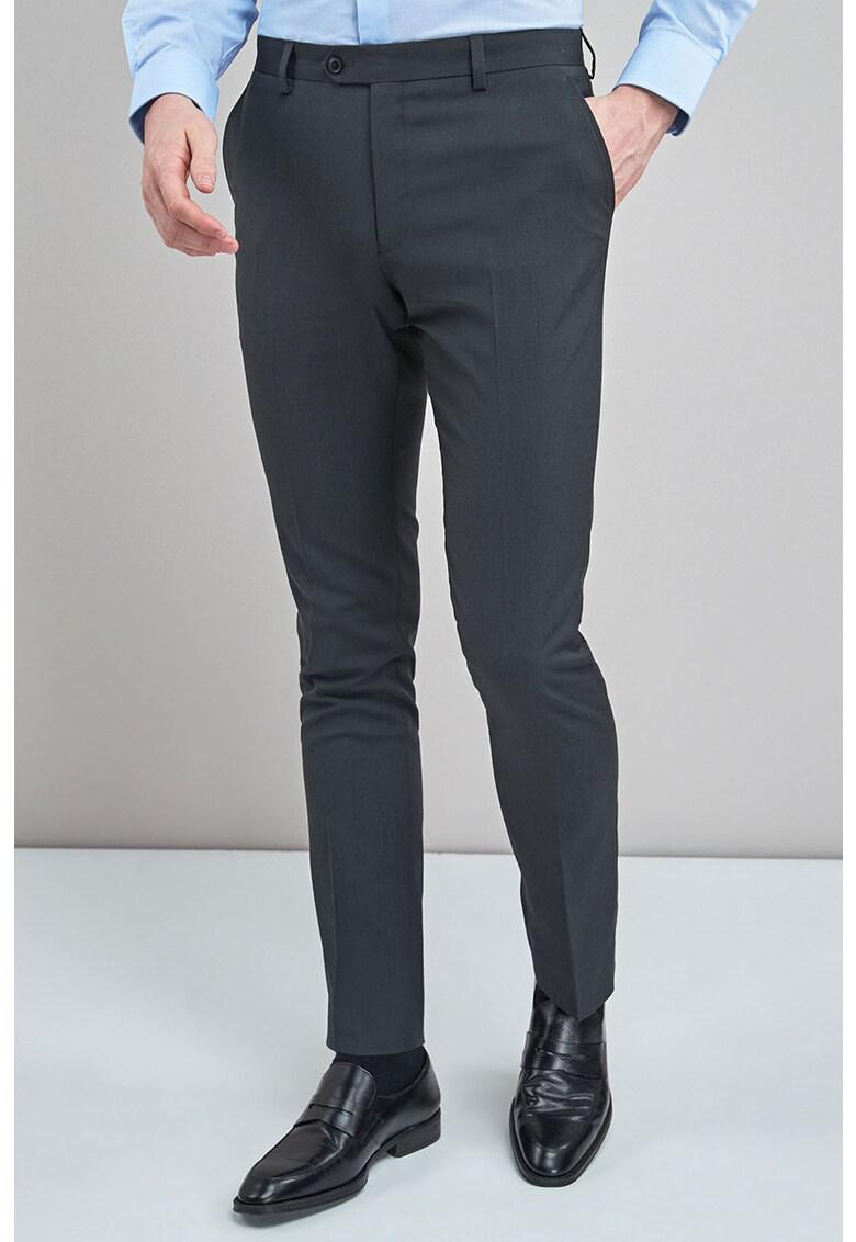 Pantaloni slim fit eleganti de la NEXT