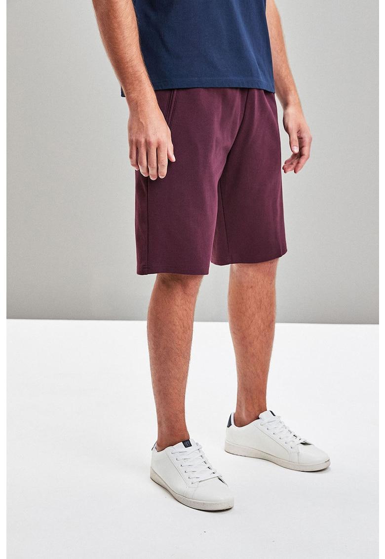 Pantaloni scurti din jerseu cu snur pentru ajustare de la NEXT