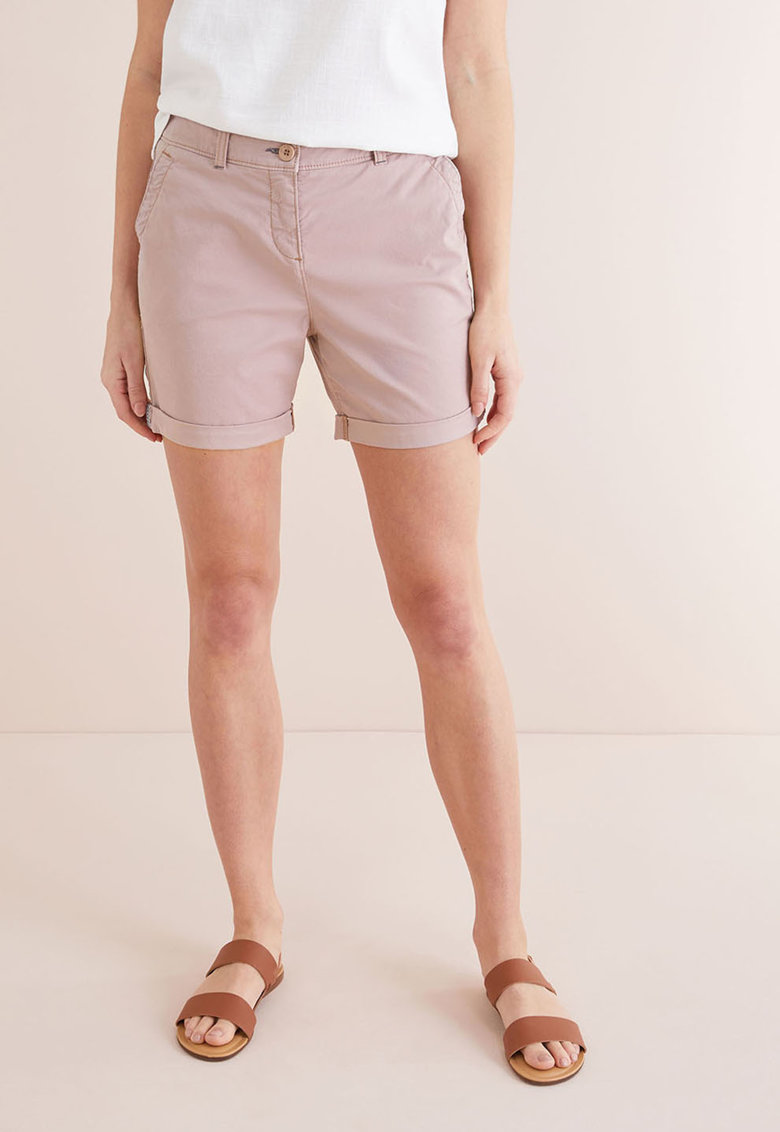 Pantaloni scurti cu buzunare decorative pe partea din spate de la NEXT