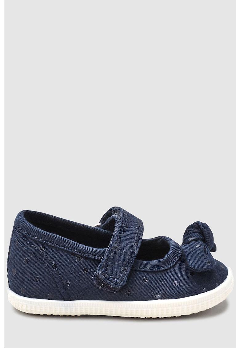 Pantofi Mary Jane cu funda