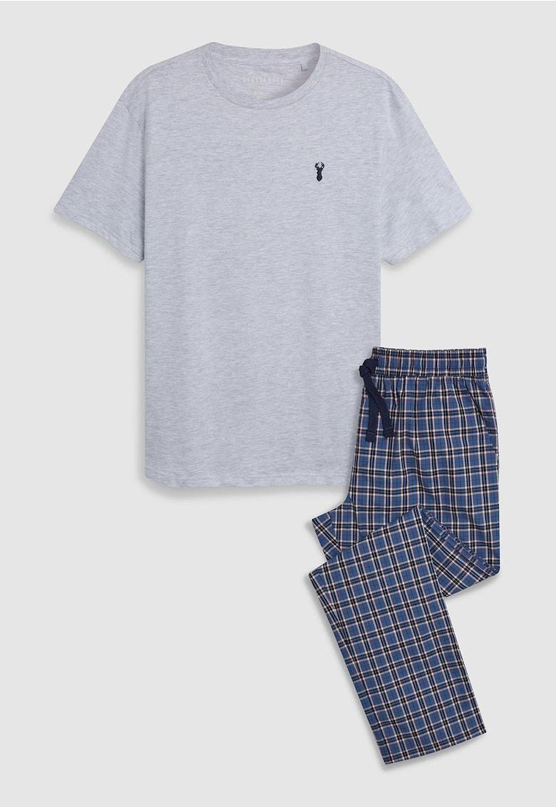 Pijama cu snur pentru ajustare