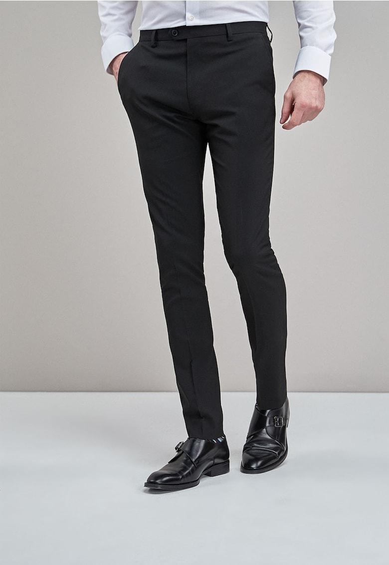 Pantaloni eleganti super skinny de la NEXT