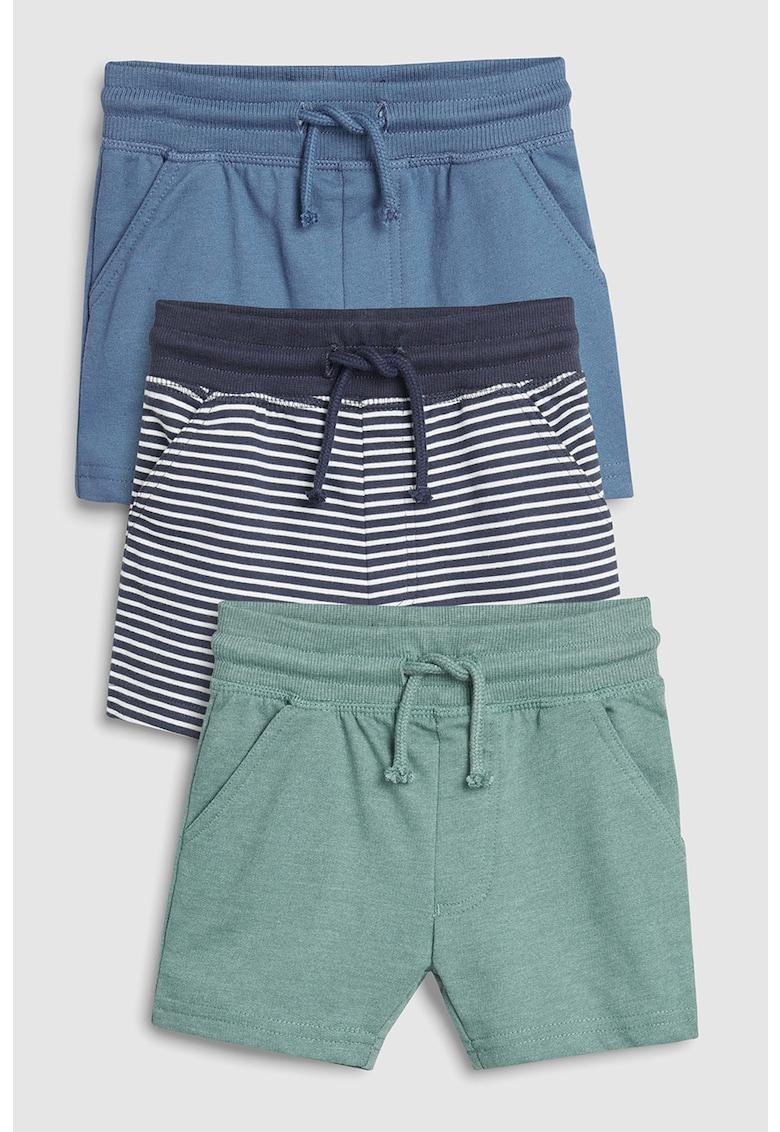 Set de pantaloni scurti sport – 3 perechi NEXT