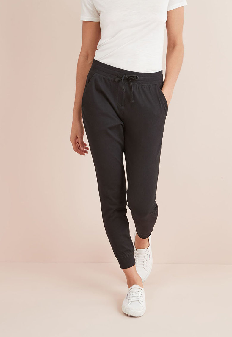 Pantaloni jogger de denim NEXT
