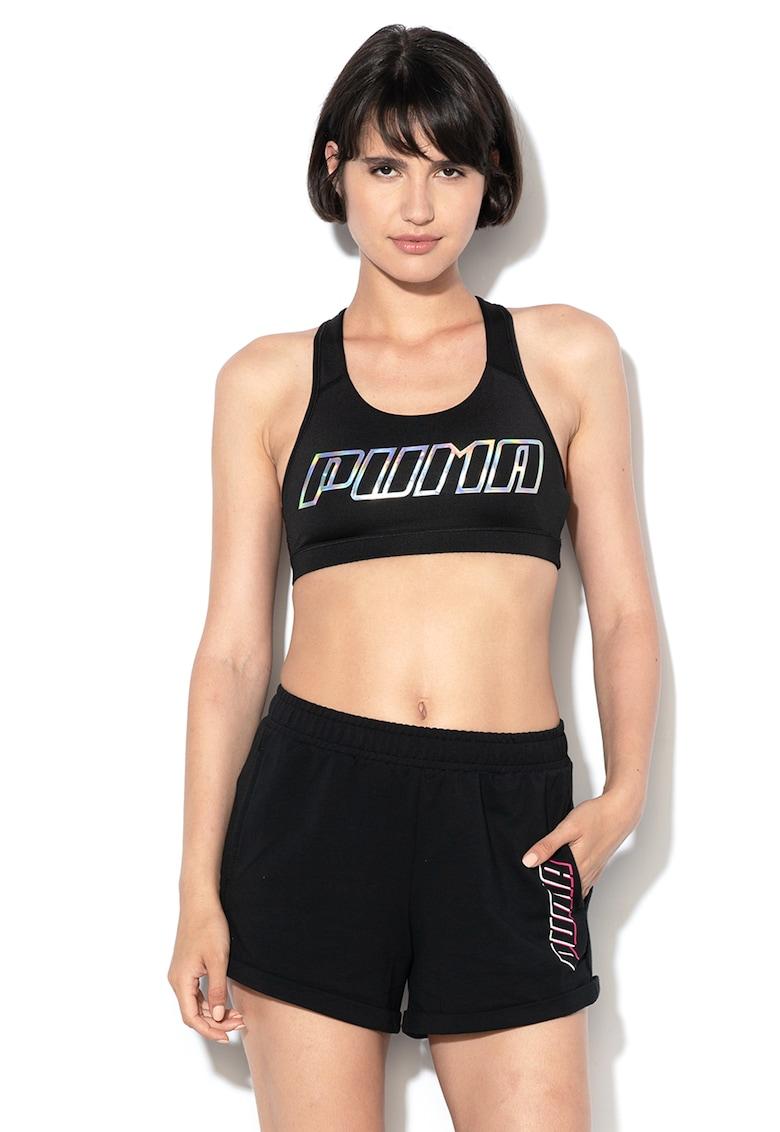 Bustiera cu logo reflectorizant – pentru fitness 4Keeps de la Puma