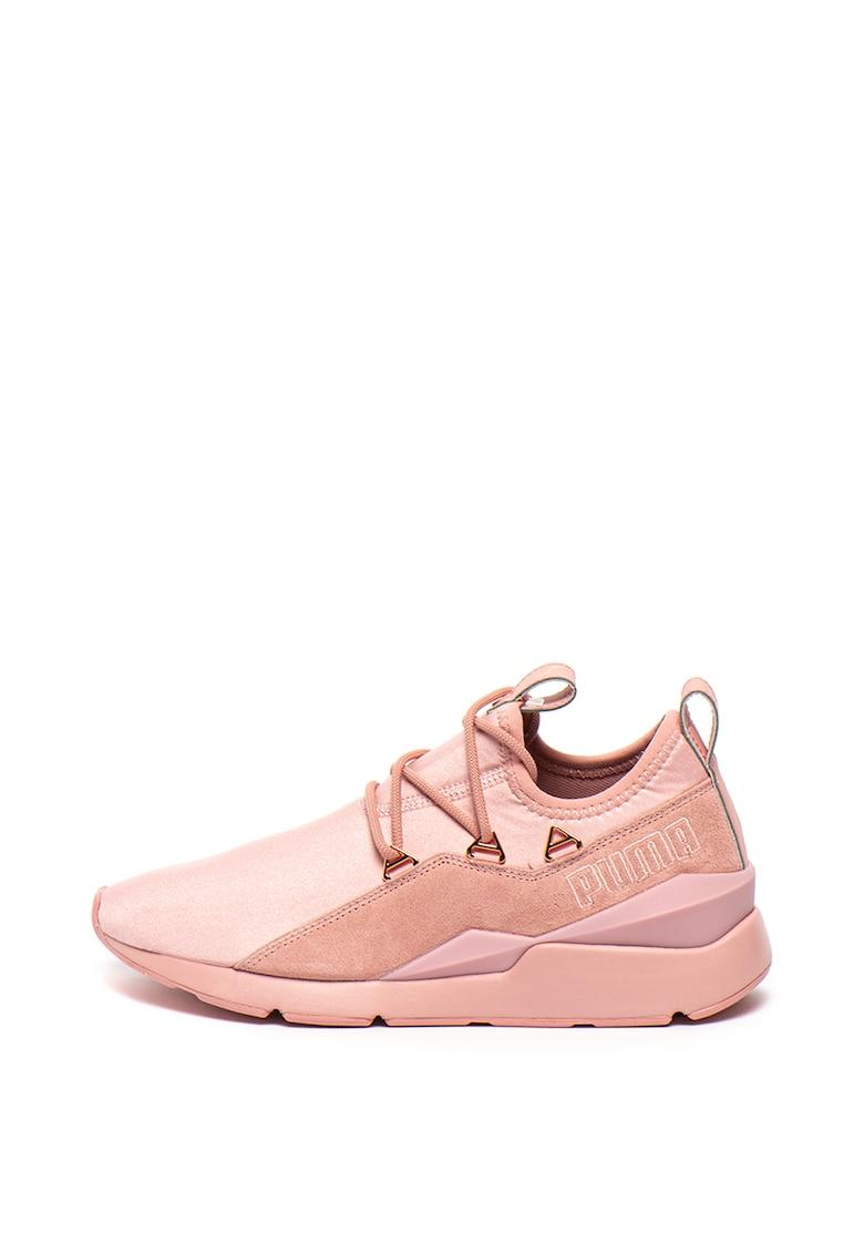 Pantofi sport slip-on pentru fitness Muse de la Puma