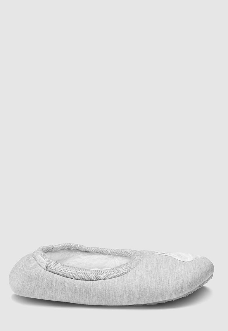 Papuci de casa cu model iepure de la NEXT