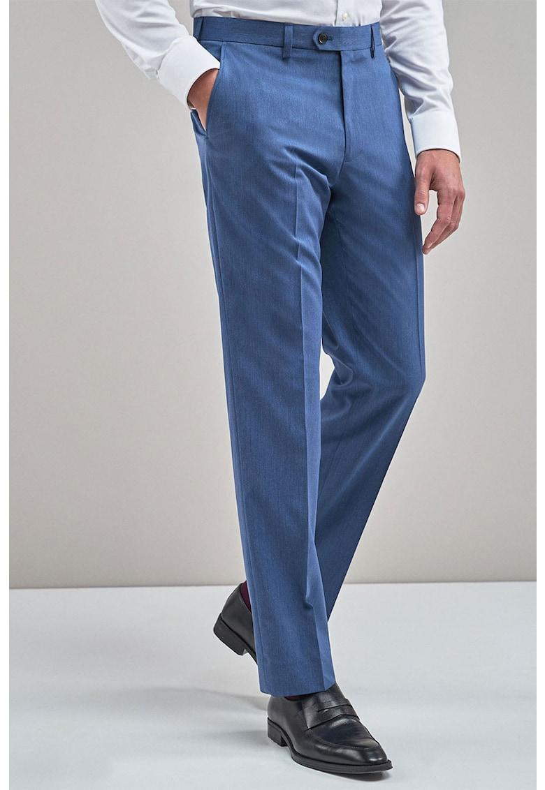Pantaloni eleganti cu croiala dreapta de la NEXT