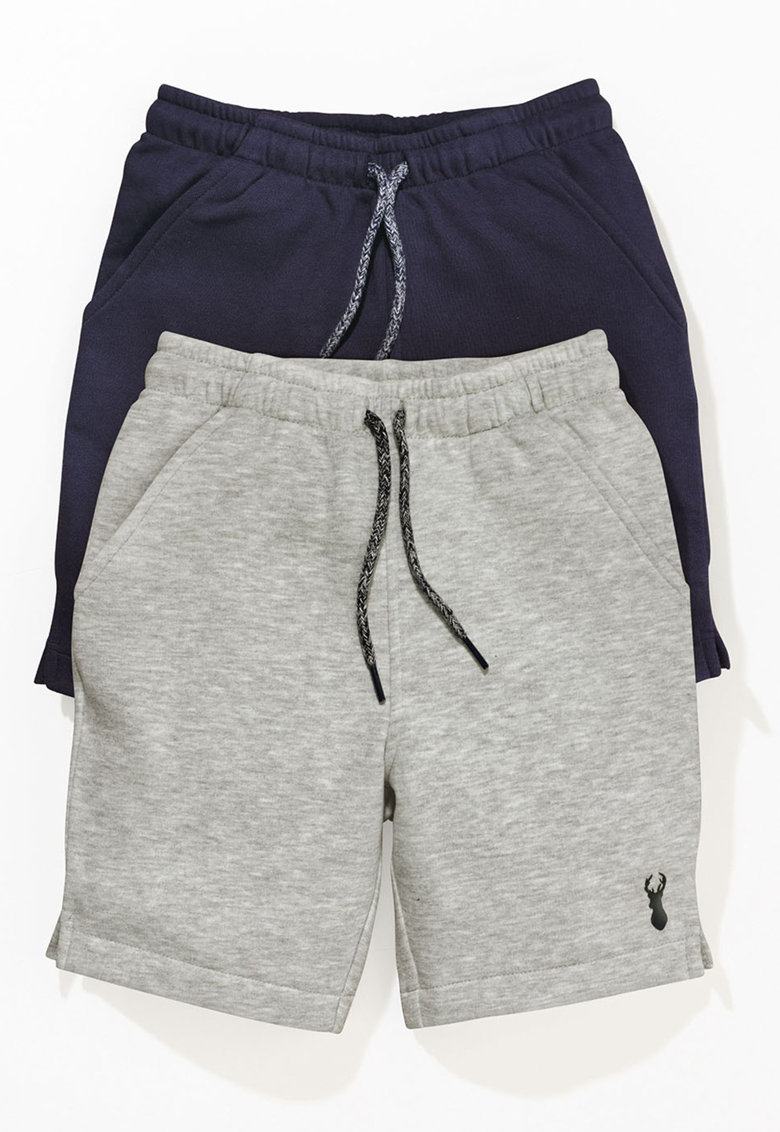 Set de pantaloni scurti cu snur – 2 perechi NEXT