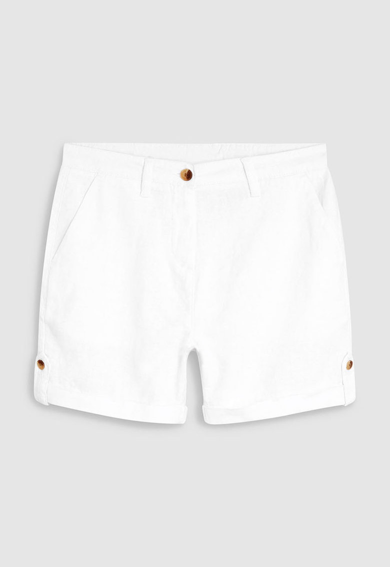 Pantaloni scurti din amestec de in NEXT