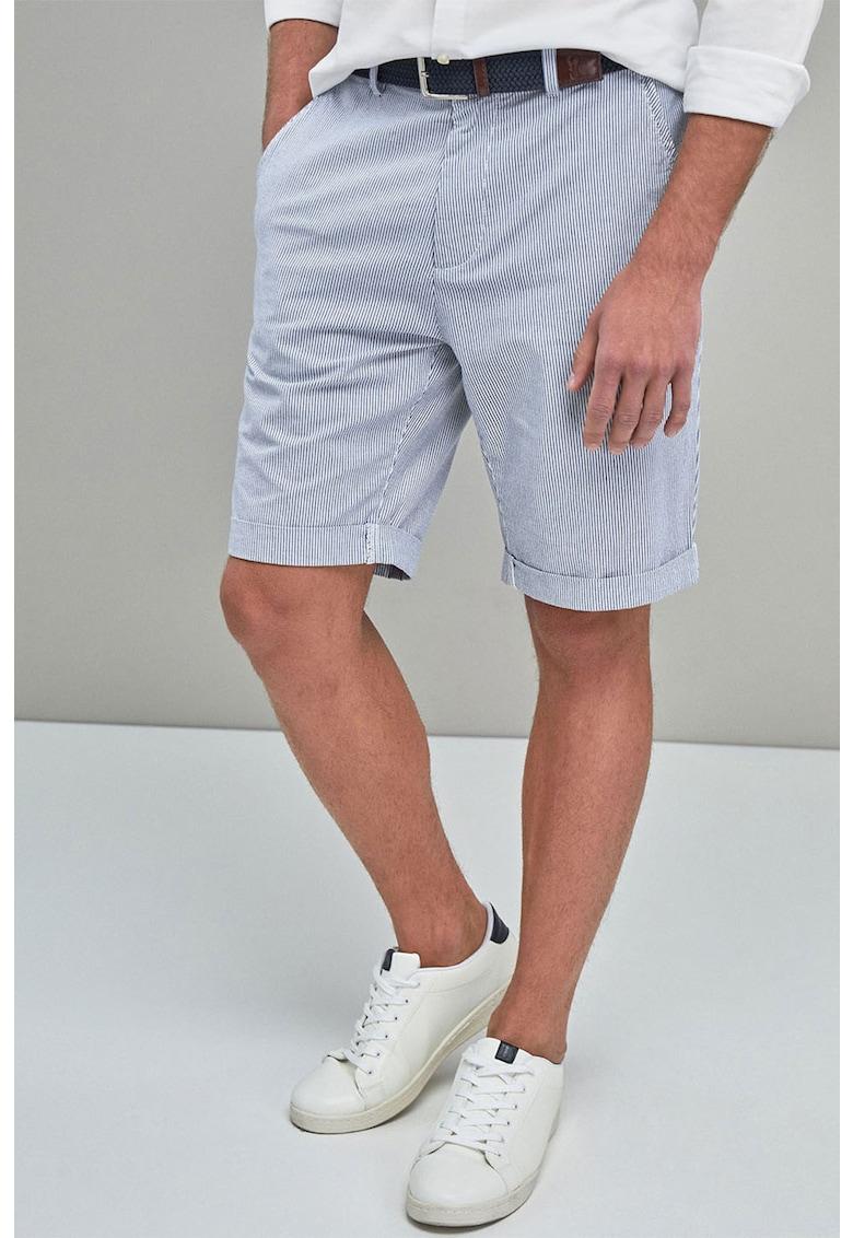 Pantaloni scurti cu o curea NEXT