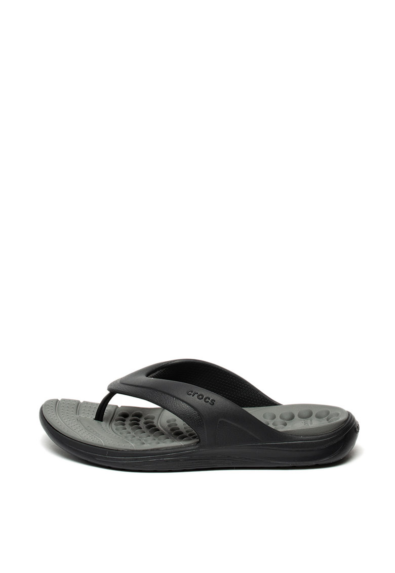 Papuci flip-flop relaxed fit