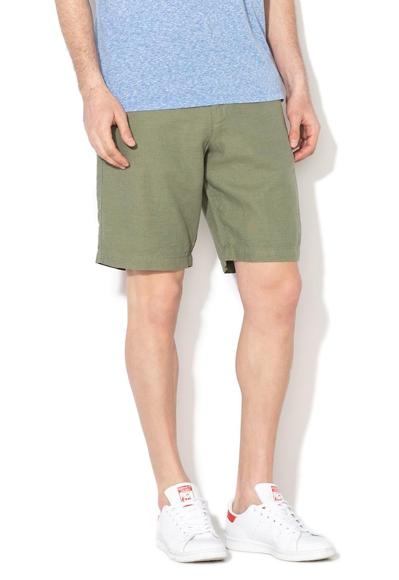 Pantaloni scurti din amestec de in GAP