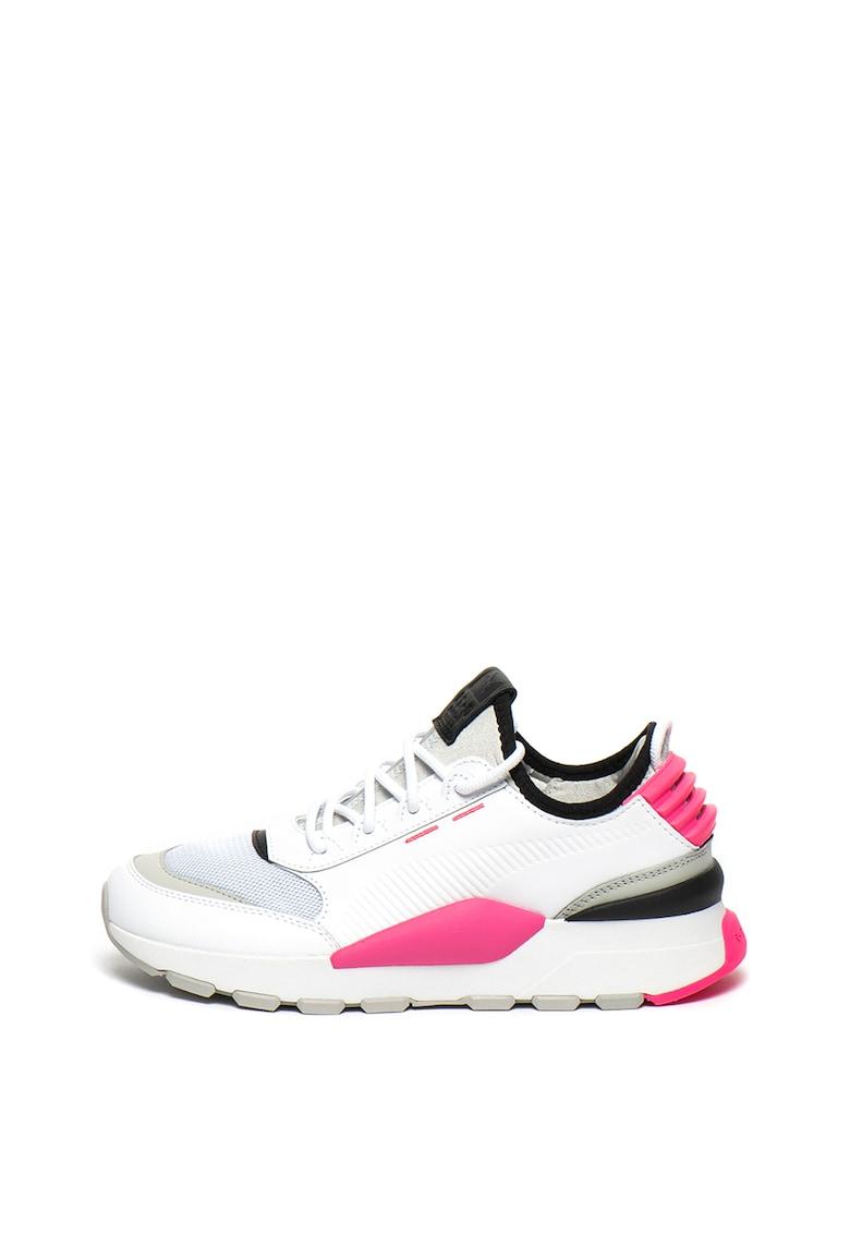 Pantofi sport unisex de piele ecologica RS-0 Sound imagine