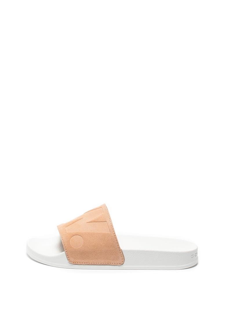 Papuci de piele intoarsa Cart