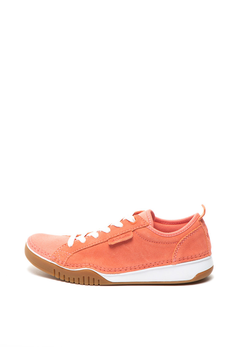 CALVIN KLEIN - Pantofi sport de plasa cu aplicatie logo Alma 3